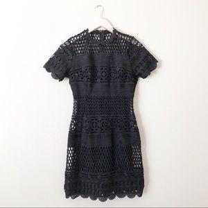 Kendall & Kylie Crochet Dress